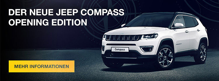 Jeep Compass Opening